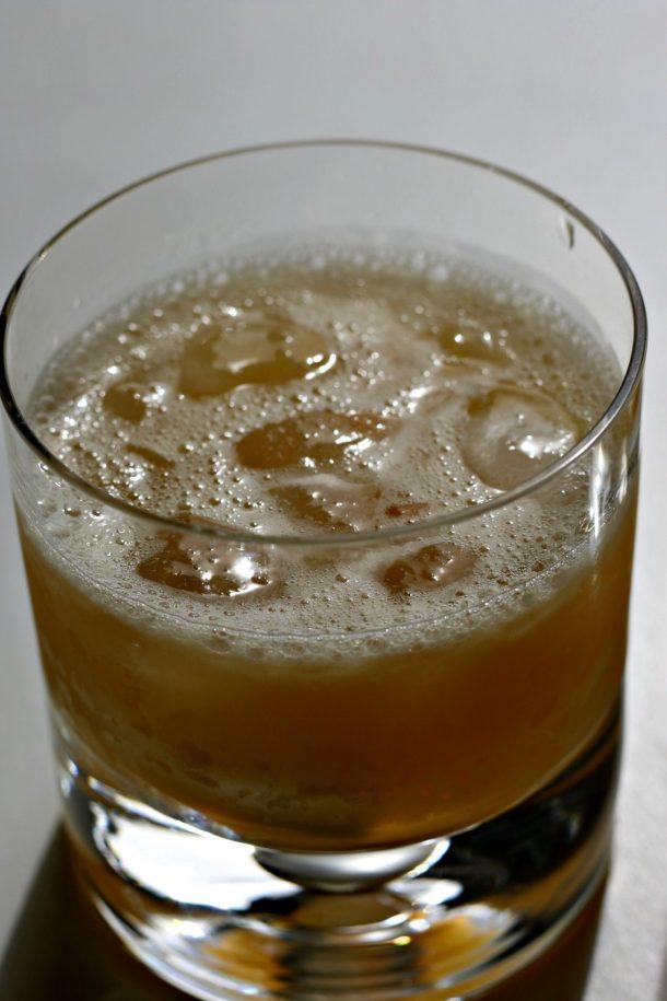 bourbon margarita