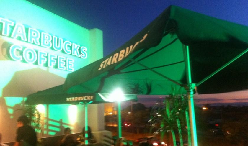 Comunidad Starbucks Obregón, Parte 2. (TBT 2012)