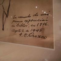 #GrandesMaestros en el Museo de Arte de Sonora. Colección Carrillo Gil.