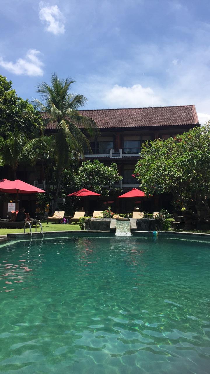 Bali - Backpacker Accommodation PIC: KD