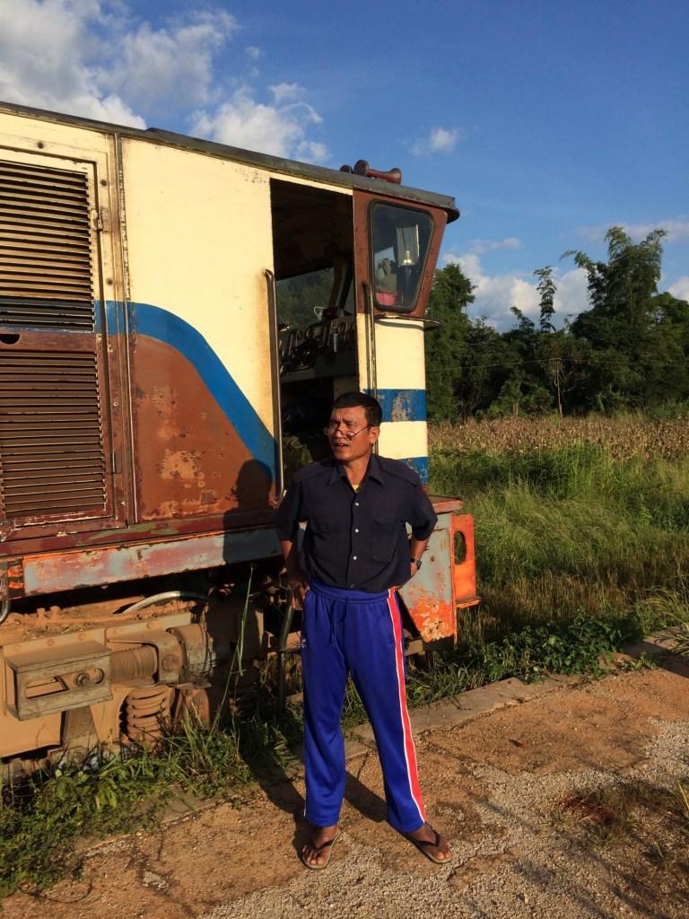 Kakku Train Driver