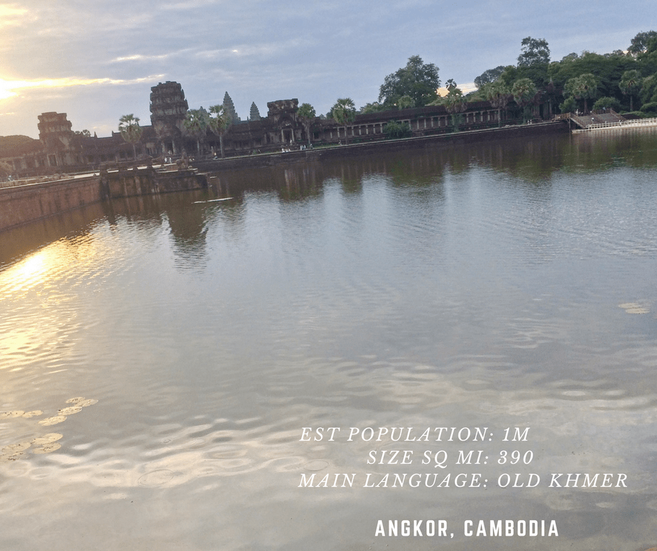Angkor, Cambodia: The Stone Seductress
