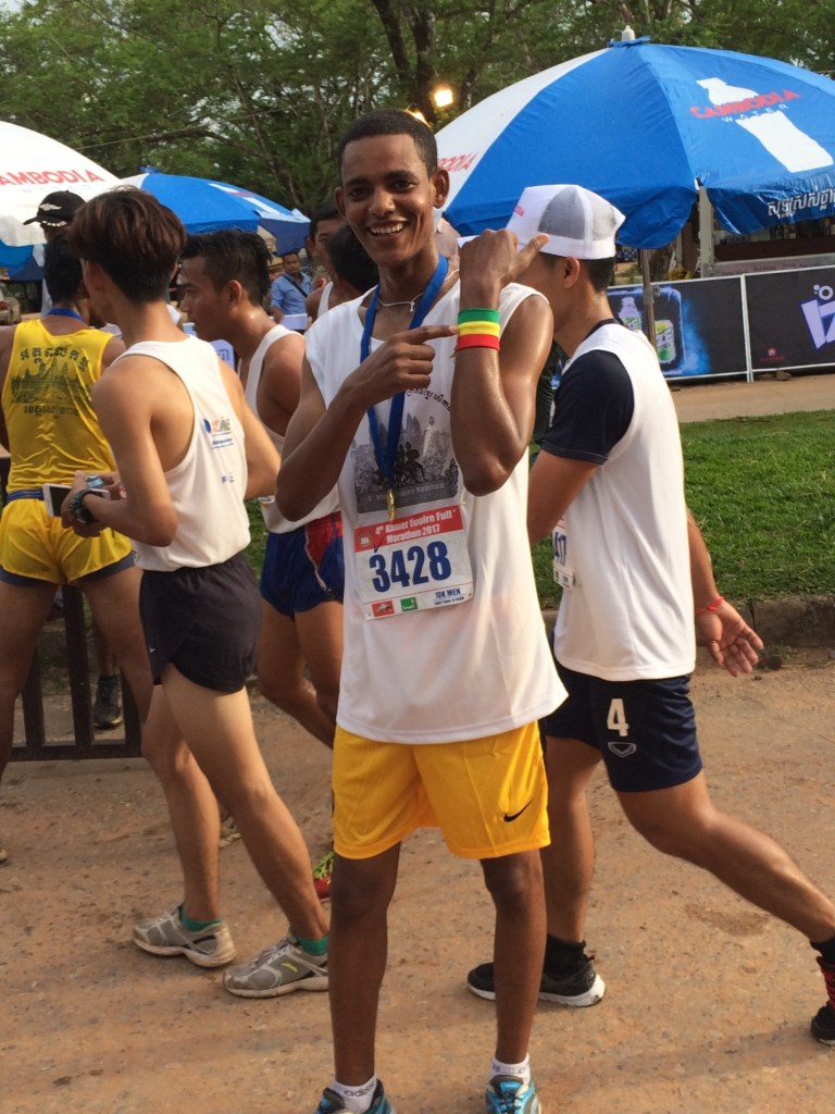 Khmer Empire marathon