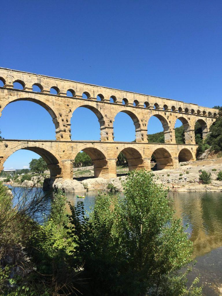France - Pont du Gard