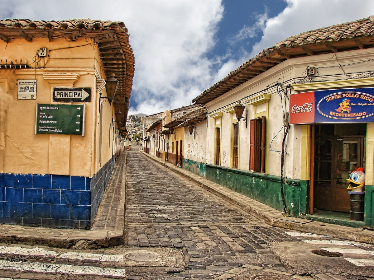 Guatemala - Town