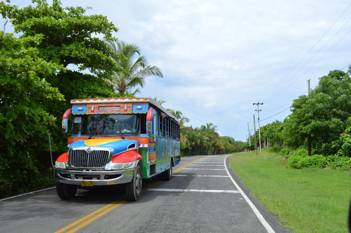 Colombia - Bus