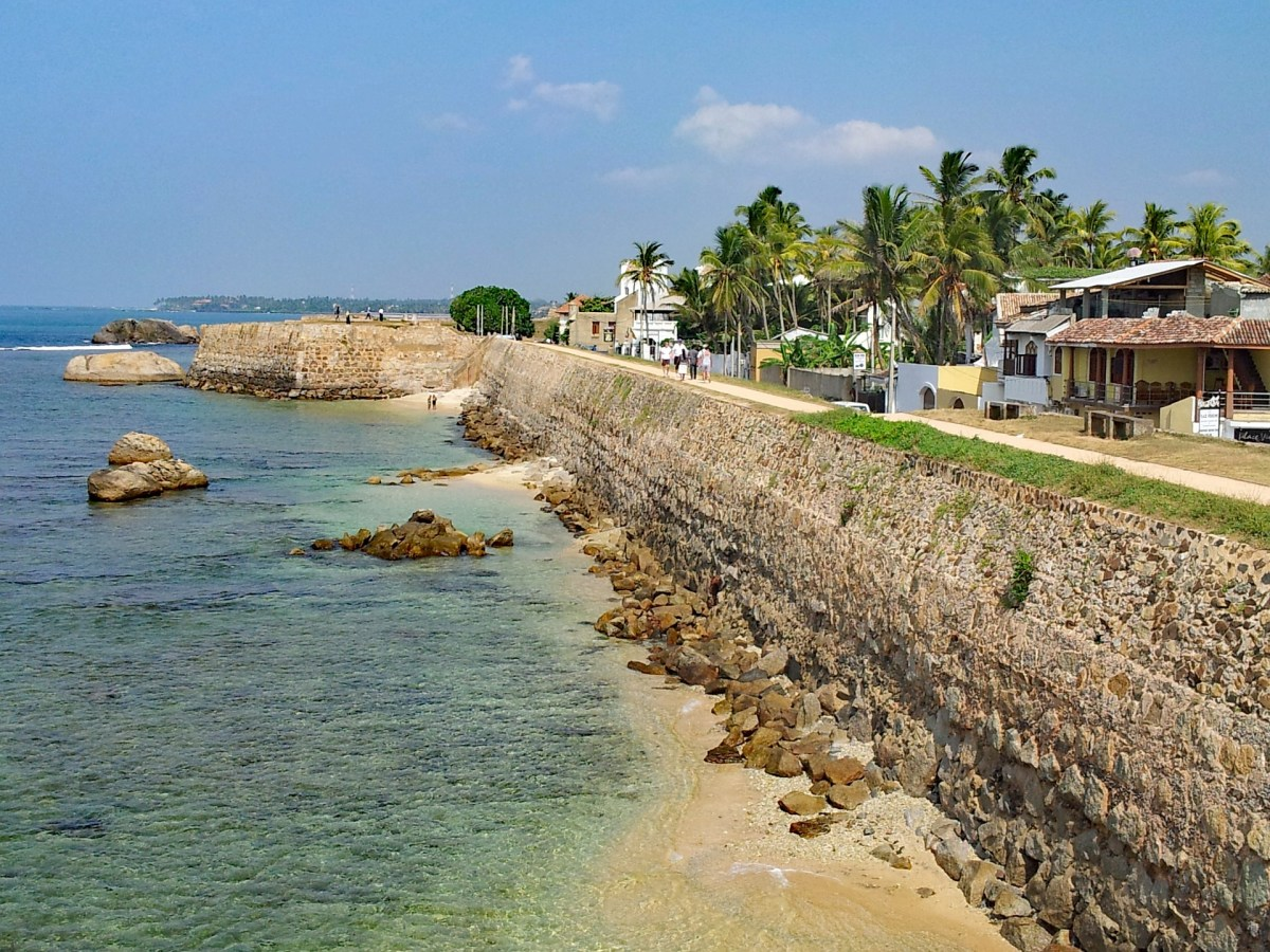Galle - Seaside View