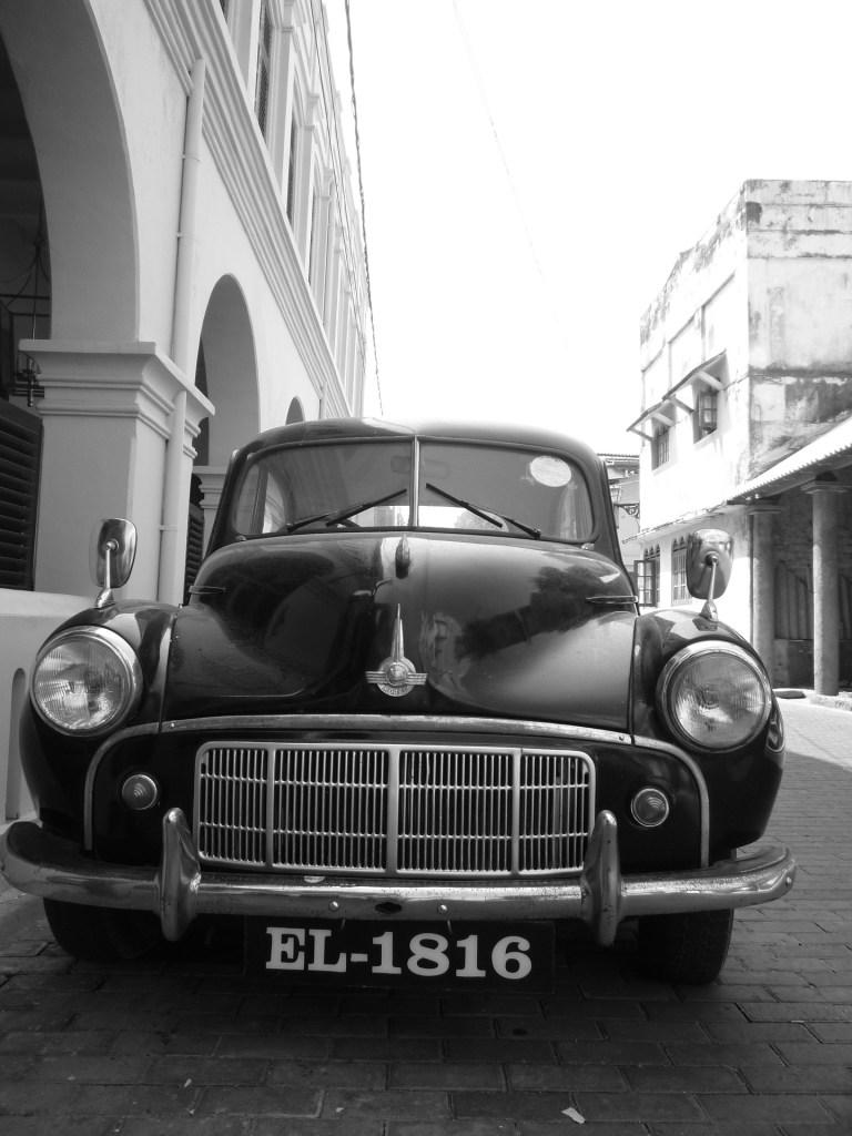 Galle - Local Car