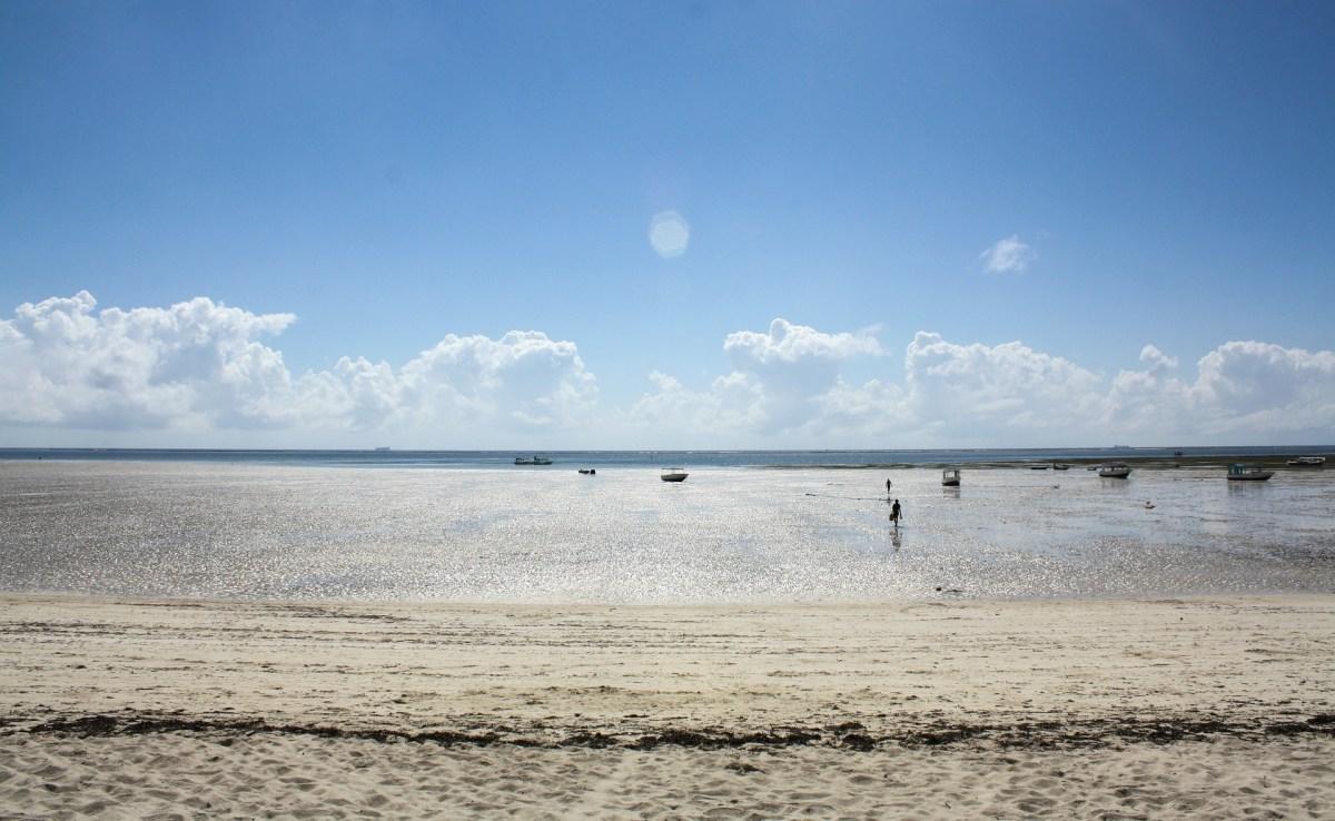 Lamu Island - Beach