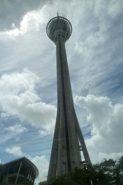 Macau - Macau Tower PIC: SB