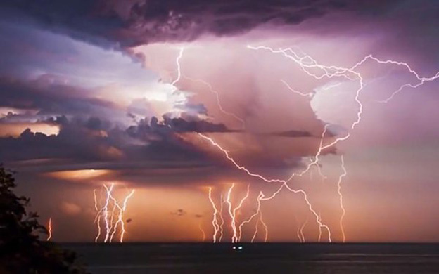 Maracaibo - Lightning of Catatumbo PIC: KH