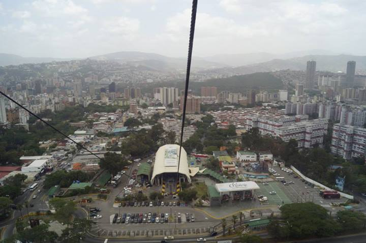 Caracas - Cableway to El Avila PIC: KH