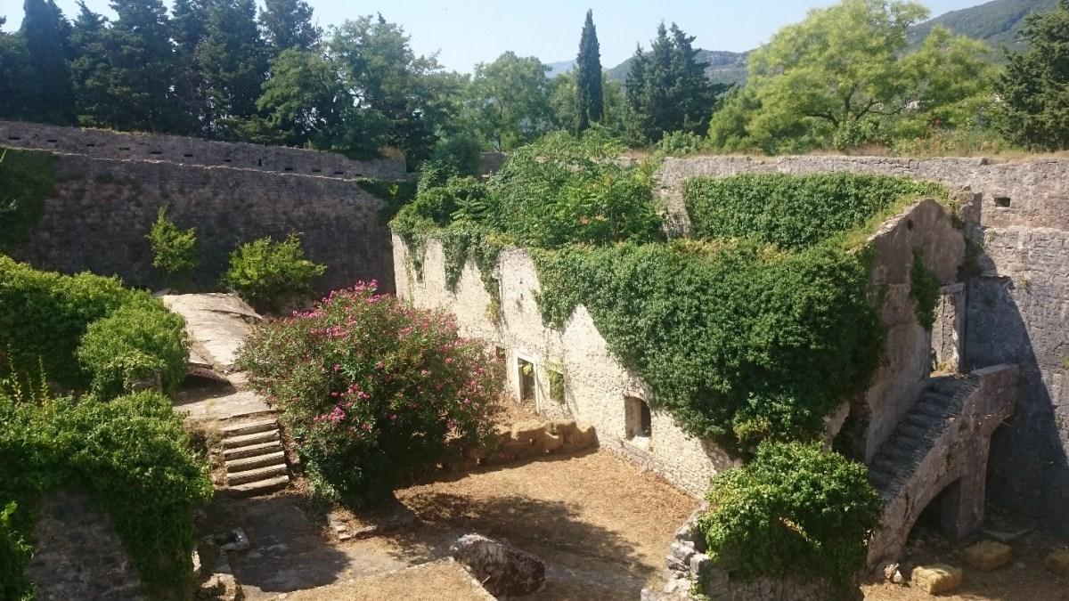 Herceg Novi, Montenegro - Castle PIC: JS