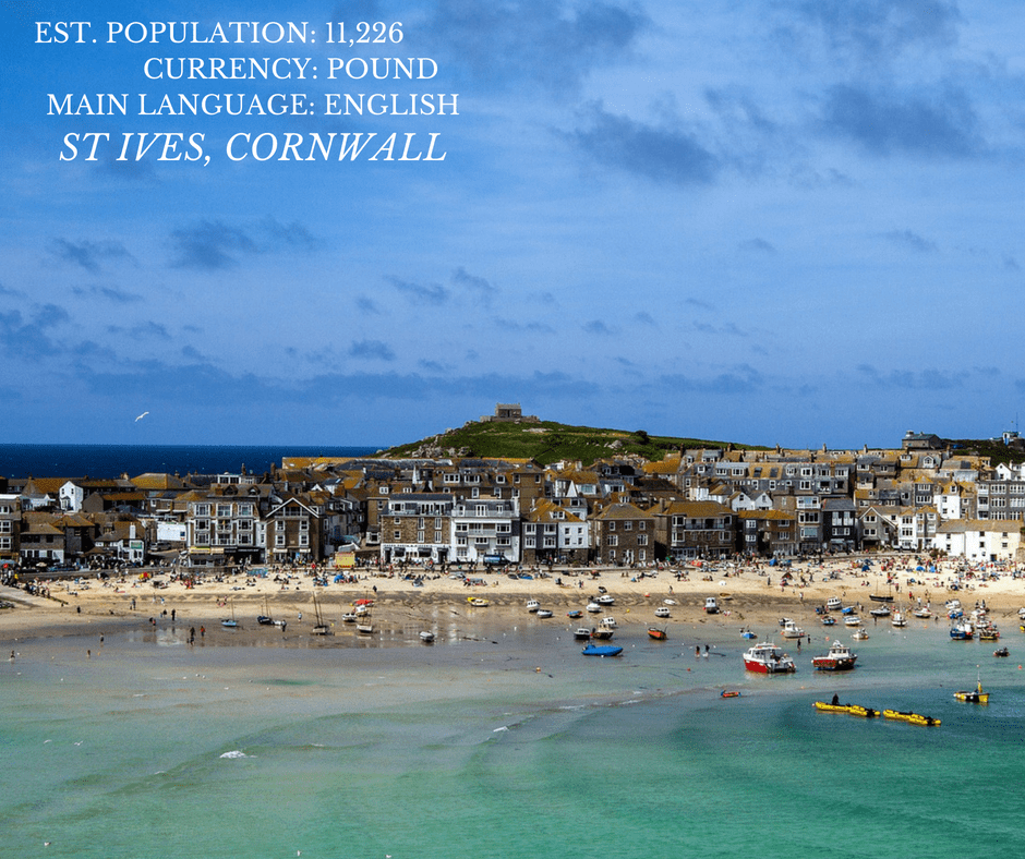 St Ives, Cornwall: Musings on the Great English Seaside