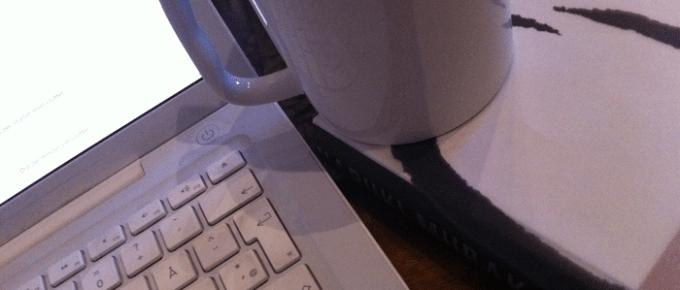 computer skriver