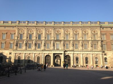 Kungliga Slottet, the Swedish Royal Palace