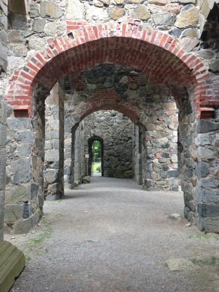 St. Olofskyrka - originally built in the 1100's