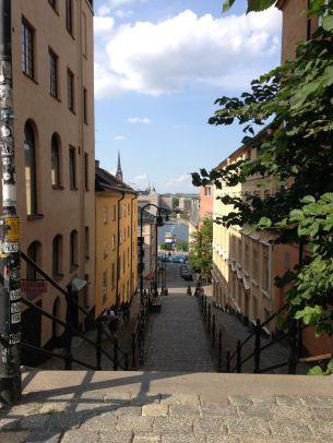 Nice views from Södermalm