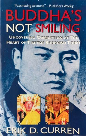 Buddhas Not Smiling cover