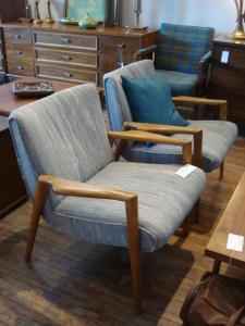 Conant Ball Modernmates Armchairs