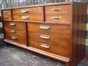 Willett Furniture Solid Cherry Buffet