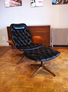 George Mulhauser Mr. Chair for Plycraft
