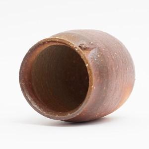 Erik Haugsby Handmade Pottery Woodfired Vase