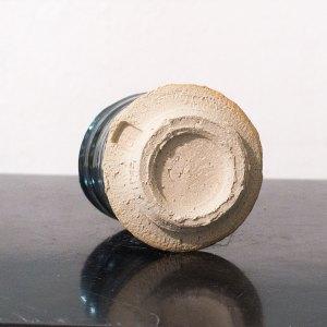 Erik Haugsby Pottery black tea cup yunomi handmade ceramics