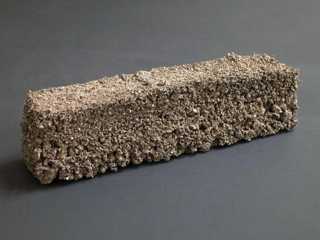 Erik Haugsby ceramic granite sculpture