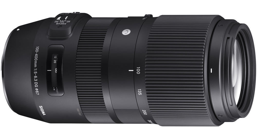 Sigma Adds 3 NEW ART Lenses Plus a 100-400mm Beast!