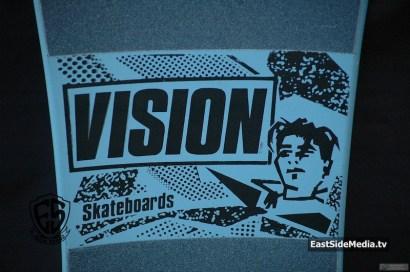 Mark Gonzales Vision Skateboards 80s