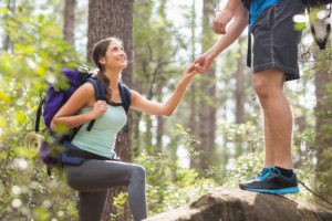 hikes for singles