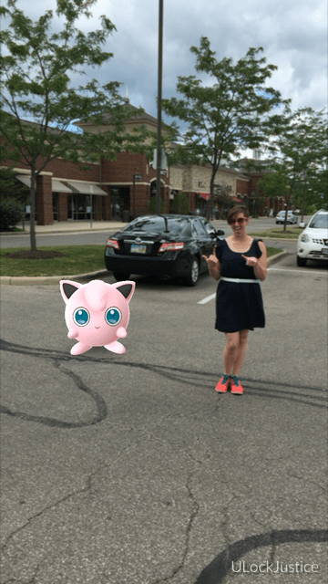 Jiggly Puff is my jam.