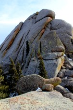 Gorgeous Sherman Granite in Vedauwoo