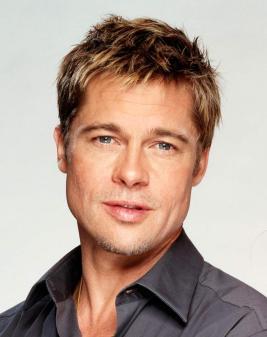 Brad Pitt's Portrait