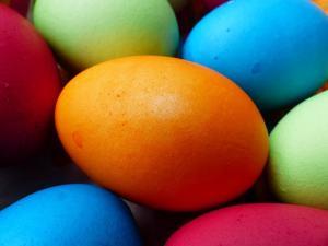 natural easter egg dye