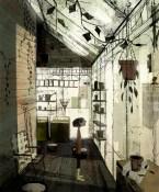 "Illustration for ""Coraline"" by Jon Klassen"