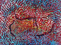 Yayoi-Kusama-Leaves-1954.-Tate-Modern-Retrospective