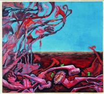 Yayoi Kusama, Lingering Dreams (1949)