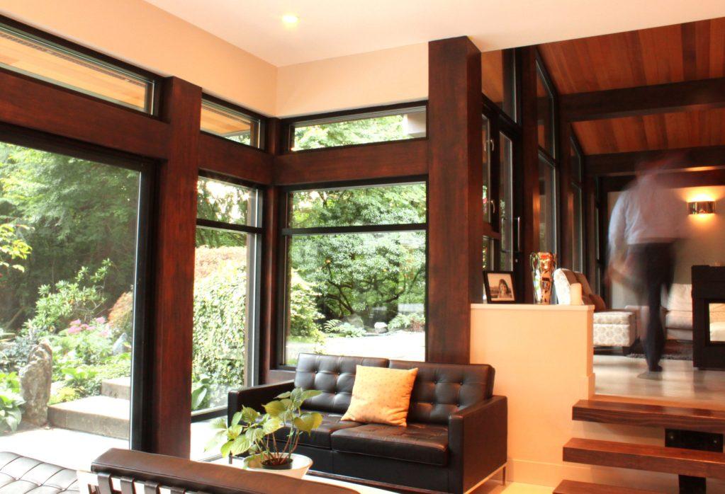 Geometric House – Lounge
