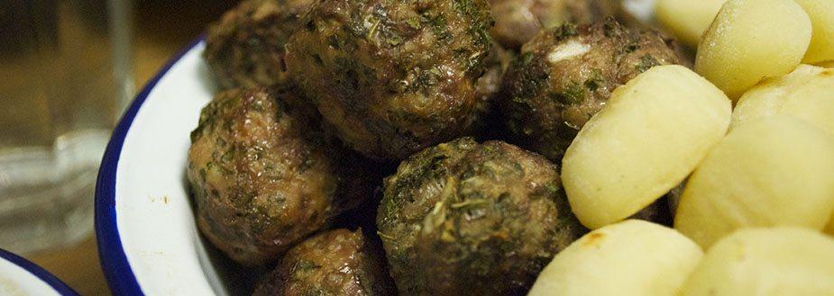 kale meatballs SS