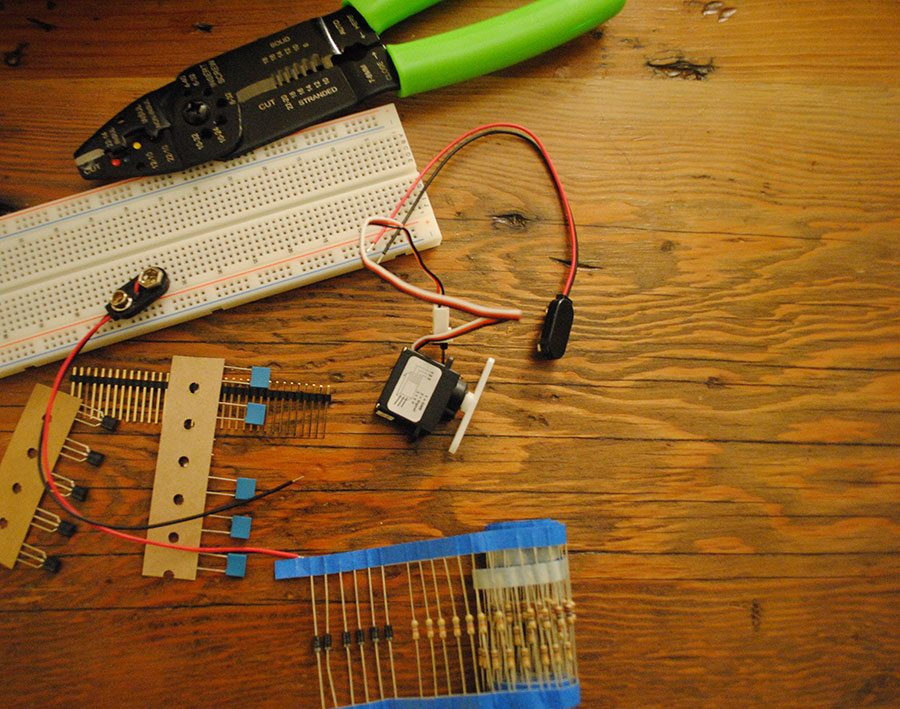 Robotics and electronics for kids: where to start
