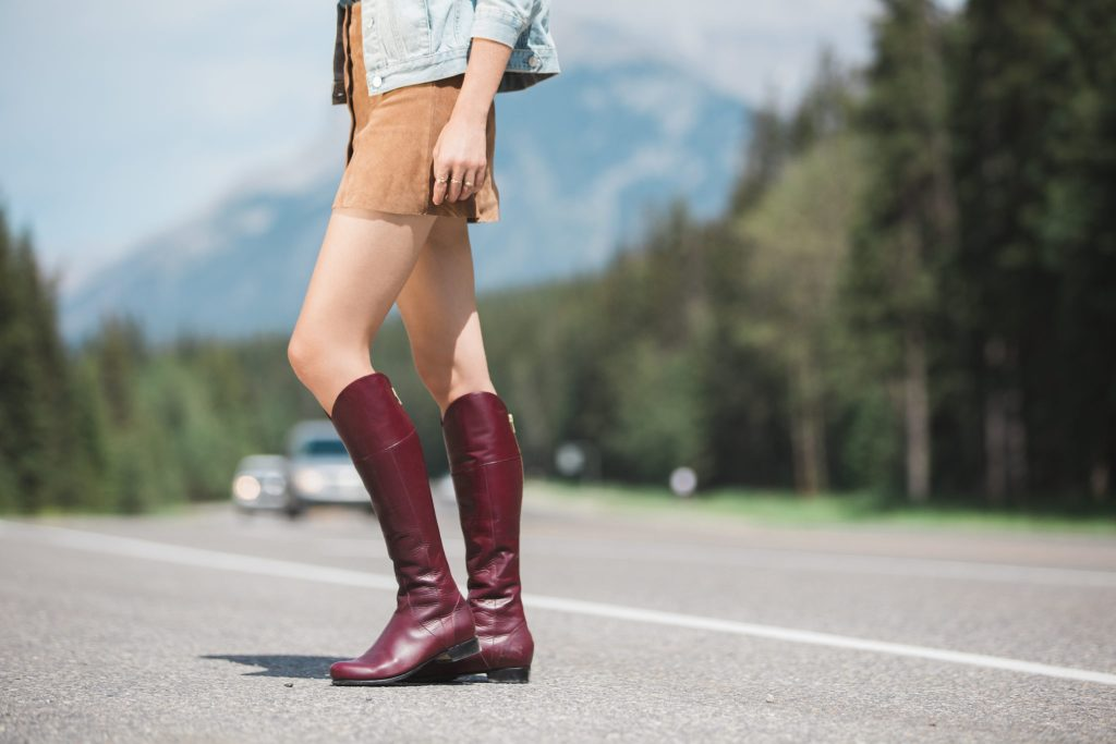 Poppy Barley La Hacienda boot / Photo by Ania Boniecka and Tyler Stalman
