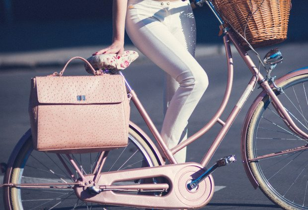 The gorgeous bike pannier Indiegogo campaign you need to check out