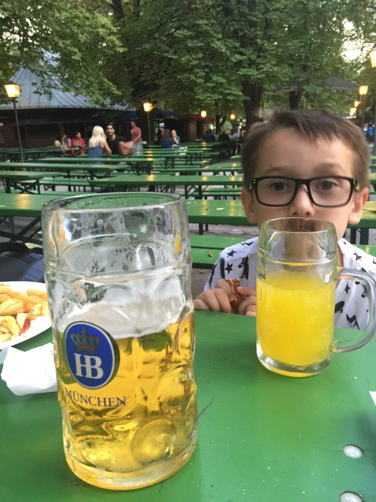Three days in Munich