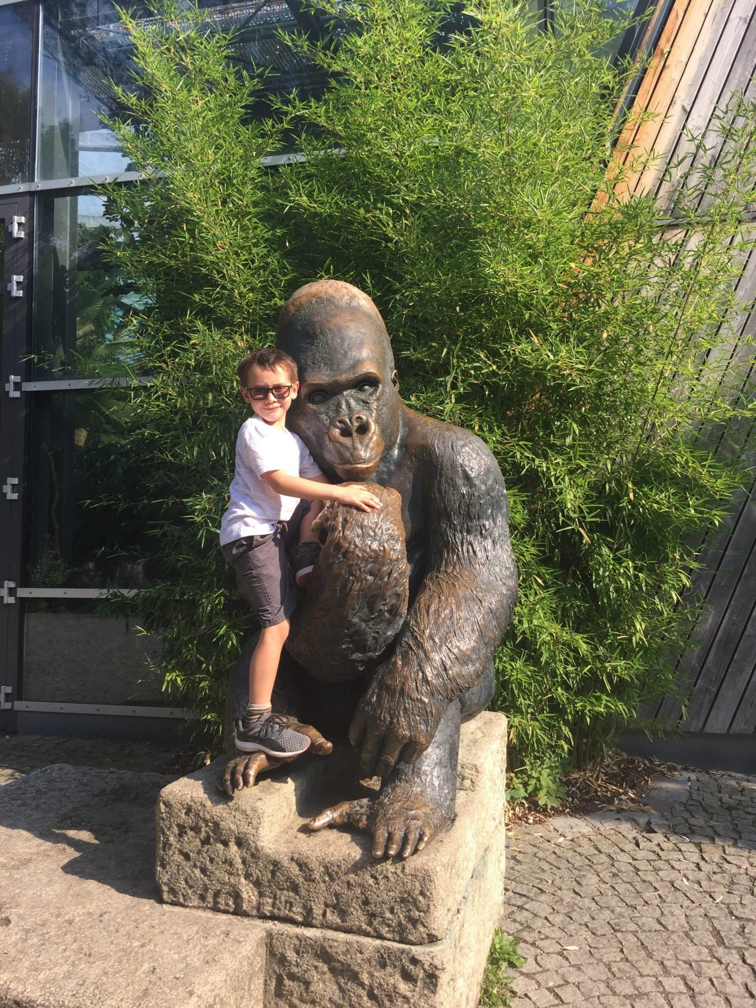 Hellabrunn Zoo, Munich