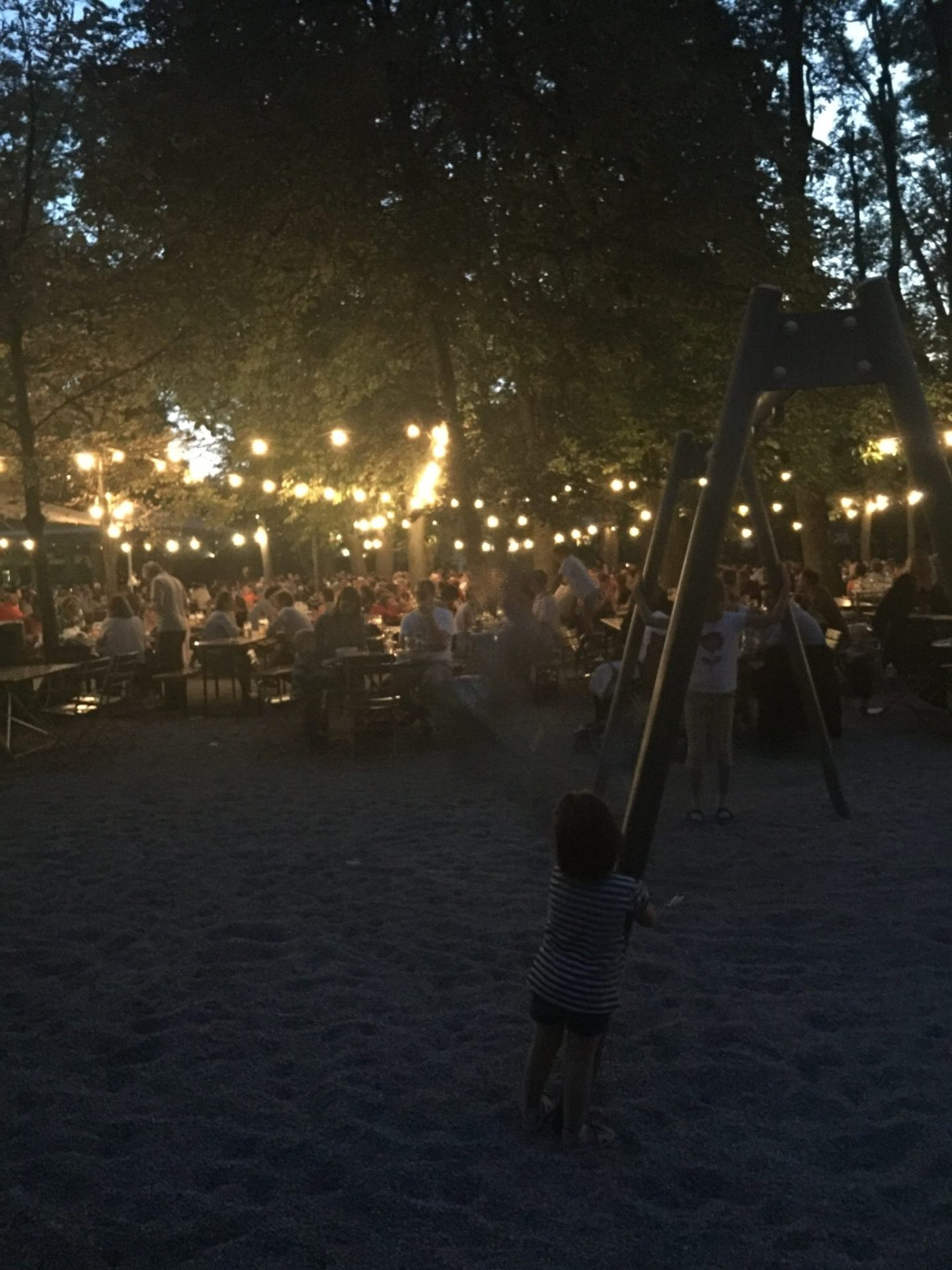 Taxisgarten, Munich