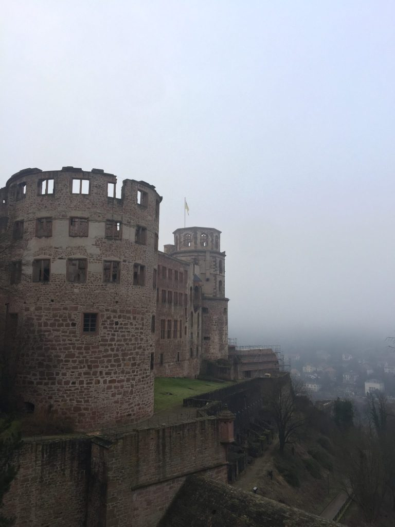Castles in the mist
