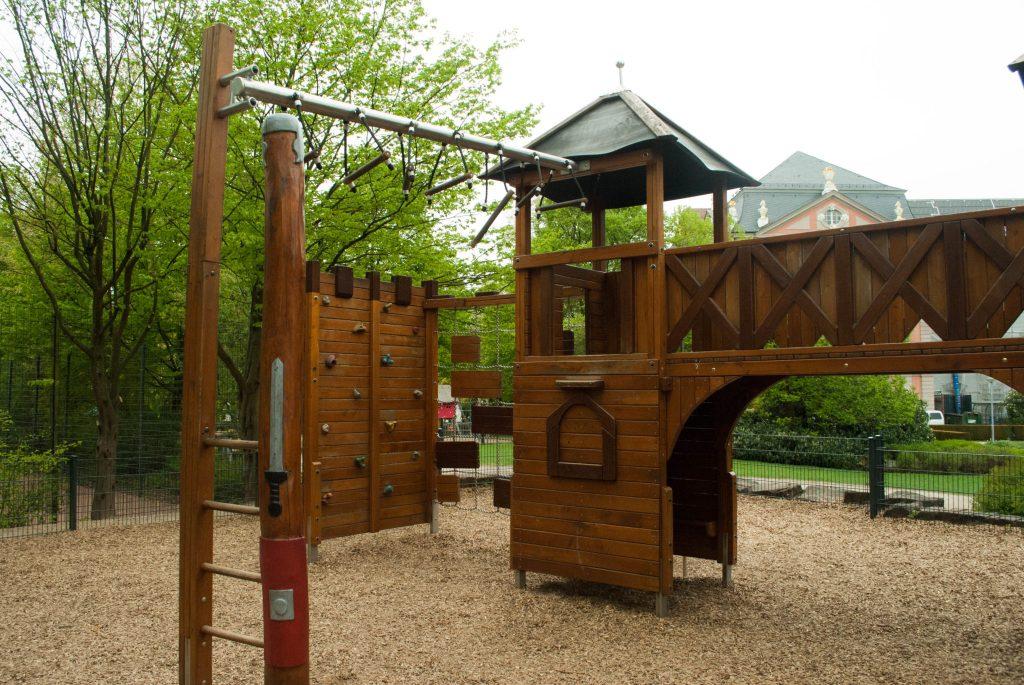 Trier Konstantinbasilika Palasgarten4