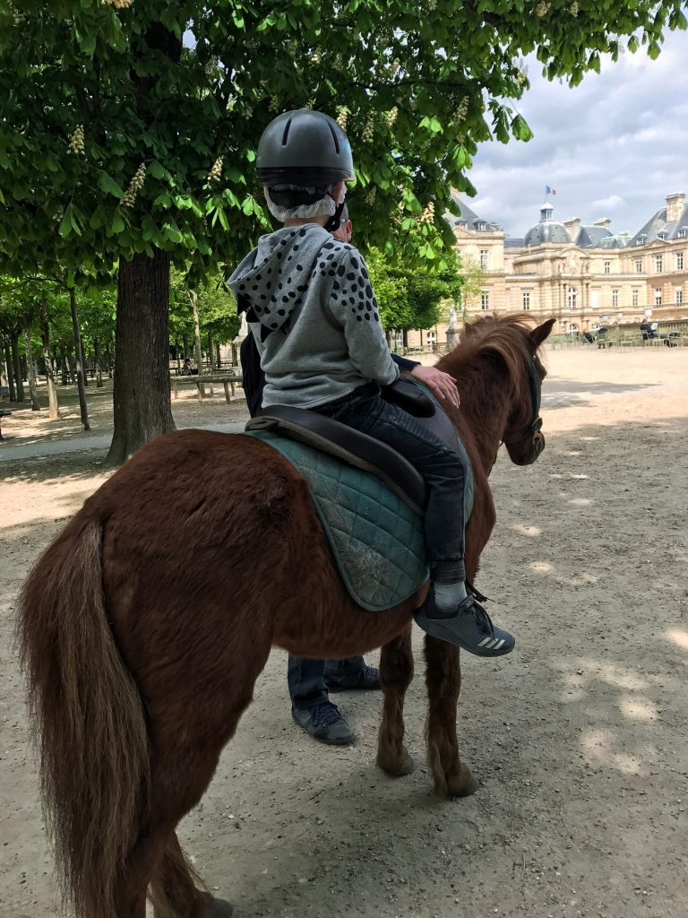 Visiting Paris with Kids in Spring